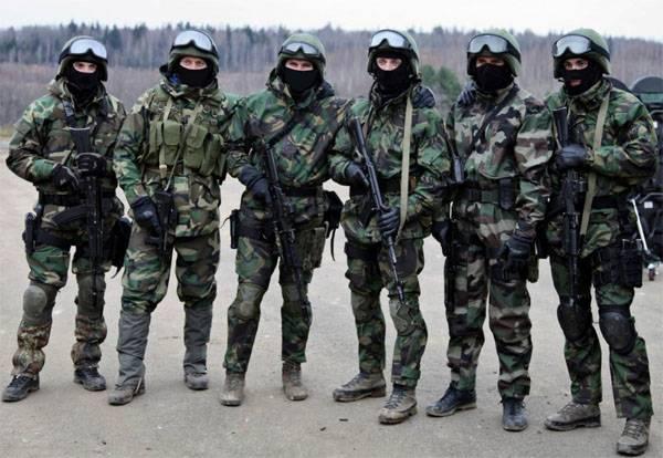 В РФ отмечают День войск нацгвардии