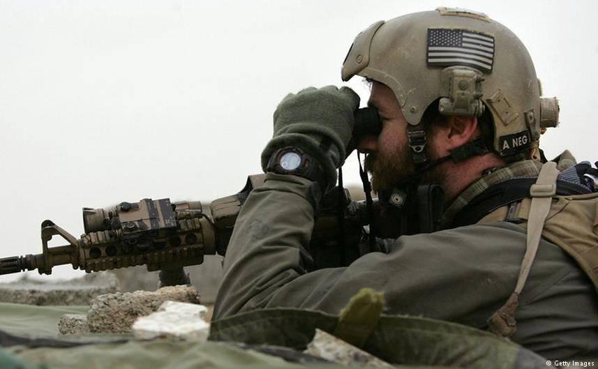 США отправят наБлижний Восток еще 200 десантников