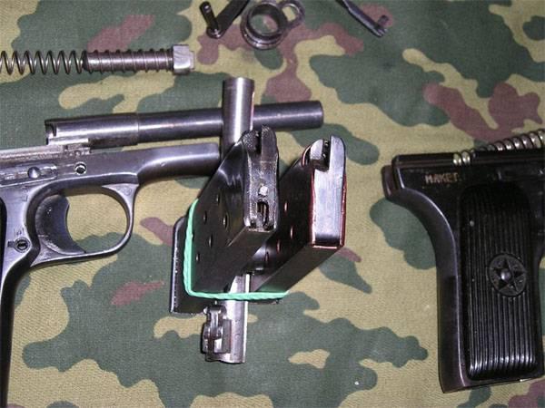 Geheimdienste haben die Aktivitäten einer kriminellen Gruppe von Waffenhändlern eingestellt