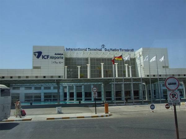 Турция готова осуществлять приём туристов из РФ без загранпаспортов