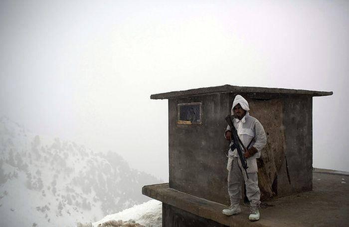 Пакистан начинает строить стену на границе с Афганистаном