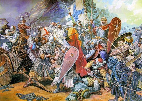 Soldados del Imperio Portugués Parte 1. Cómo se creó el ejército portugués.