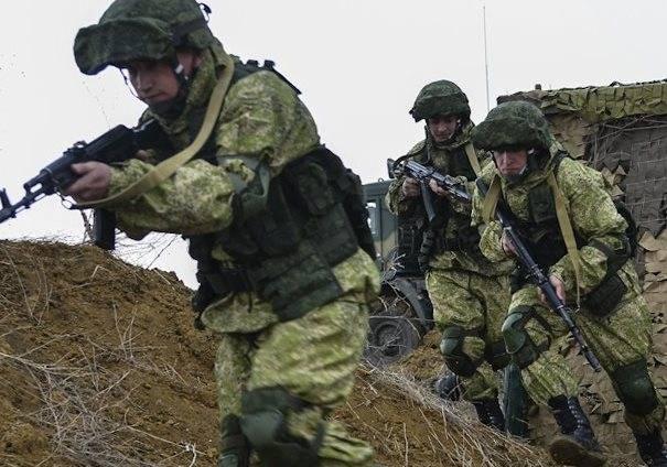 На полигоне в Крыму развернули бригаду береговой охраны