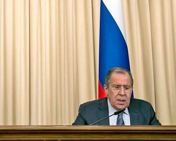 Сергей Лавров призывает созвать спецбрифинг СБ ООН по факту бомбардировок Мосула ВВС США