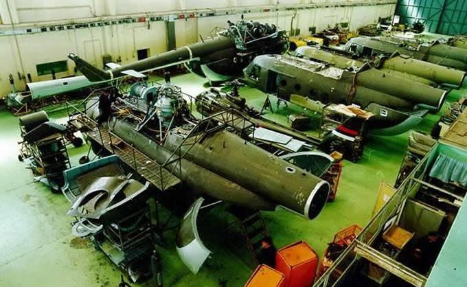 Россия может модернизировать авиазавод в Сербии