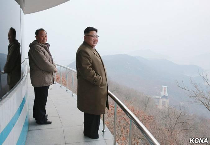 КНДР провела очередное испытание нового ракетного двигателя