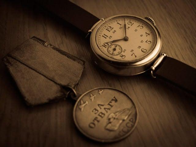 Командирские часы «Восток» – сделано в России. Конкурс