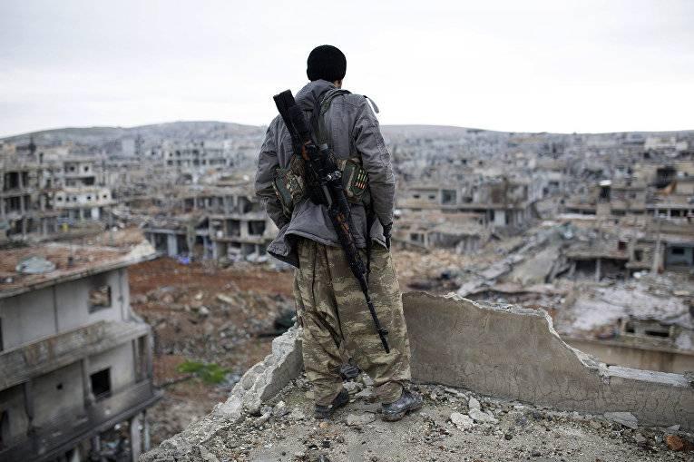 Курды рассматривают возможность включения Ракки в свою федерацию