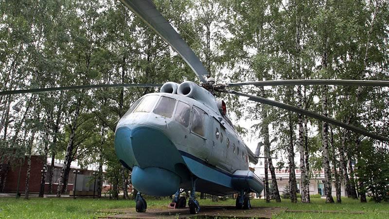Минобороны решило восстановить вертолёты-амфибии