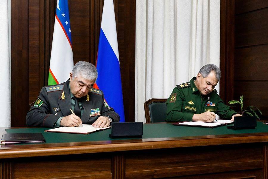 Cенат Узбекистана одобрил закон оратификации контракта сРоссией оВТС