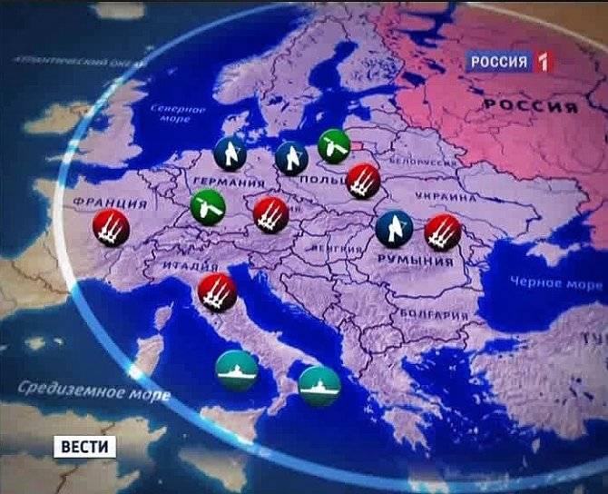 ПРО США в Европе провоцирует новую гонку вооружений