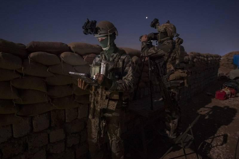 Special Forces Coalition für Mosul