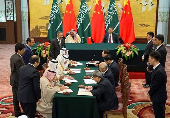 Arábia Saudita vai abrir em seu território a produção de UAVs chineses