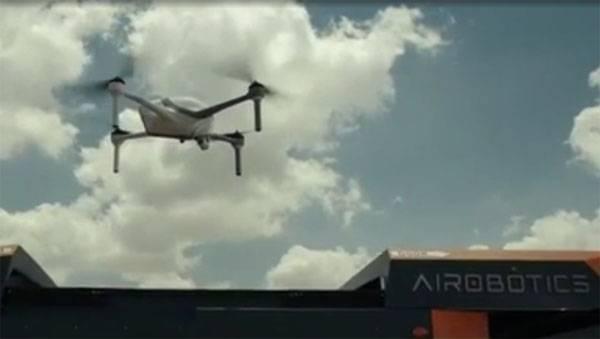 Israel disse que eles criaram o primeiro drone totalmente automatizado