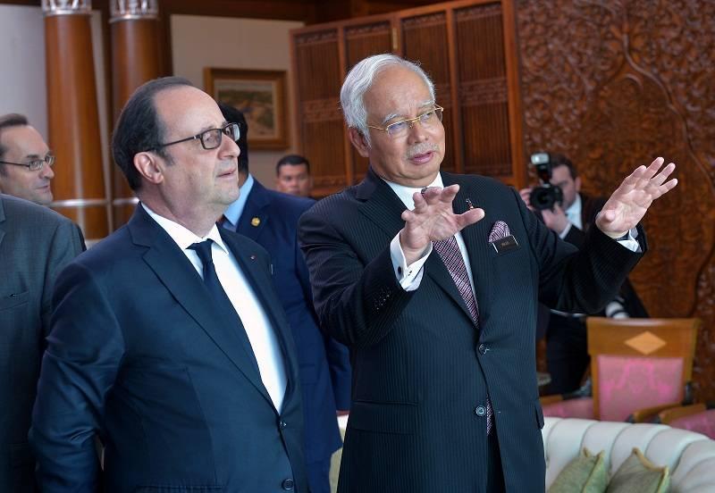 """Malásia pode mudar o MiG-29 para o francês """"Rafali"""""""