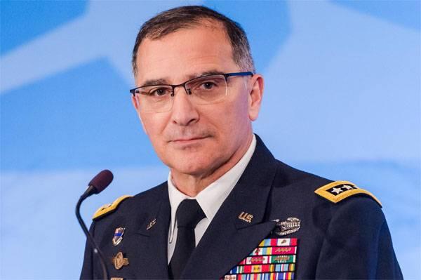 """Comandante-em-chefe das Forças Armadas da OTAN na Europa: """"O exército ucraniano é disciplinado e eficiente"""""""
