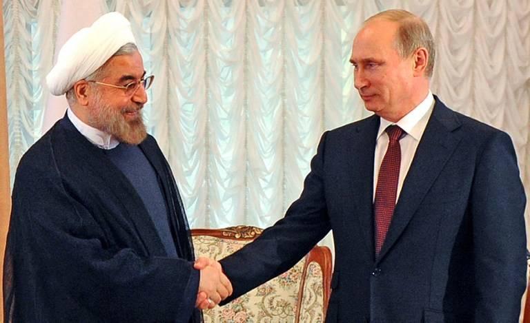 Иран поддержит Россию в Сирии до полной победы