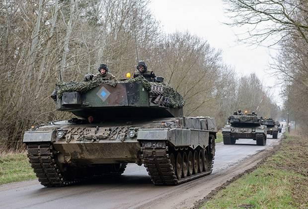 Польша намерена выйти из Еврокорпуса