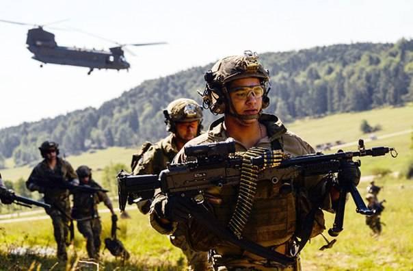 США намерены оставаться в Прибалтике на постоянной основе