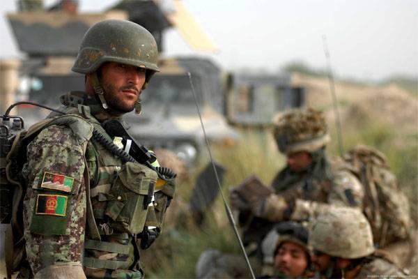 США помогут Кабулу удвоить численность афганского спецназа