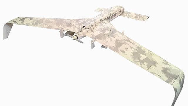 Проходят испытания беспилотника Т-16 с ударными возможностями