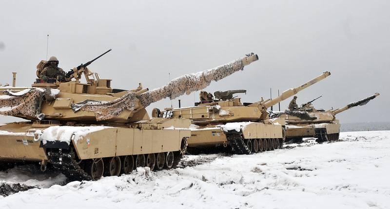 Главком НАТО выступил за увеличение американского контингента в Европе