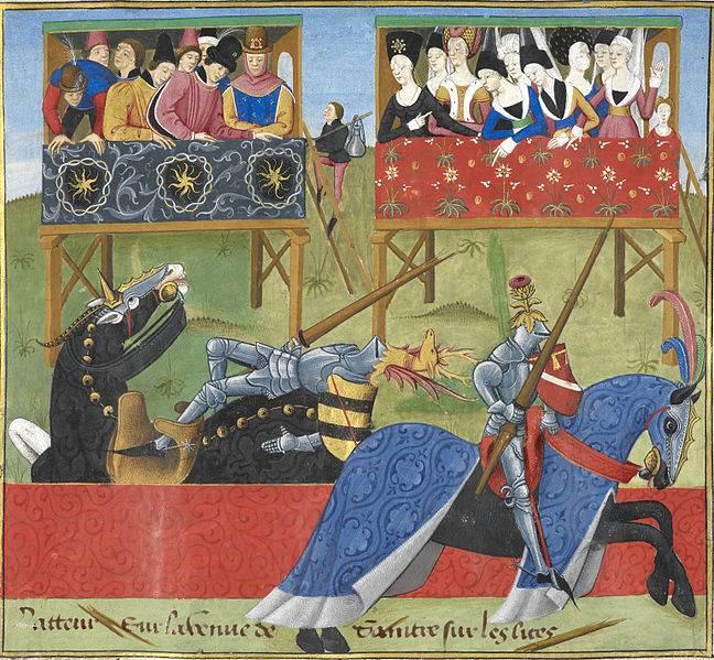 Доспехи для рыцарских забав (иллюстрированное продолжение)