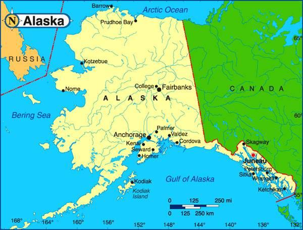 Аляске было бы лучше в составе России