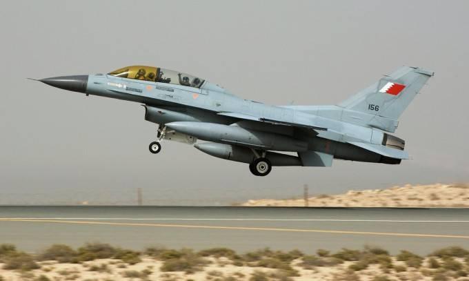 Белый дом пытается снова продать F-16 Бахрейну