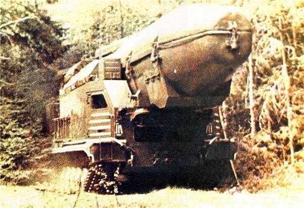 РТ-15: история создания первой самоходной баллистической ракеты СССР  (часть 1)
