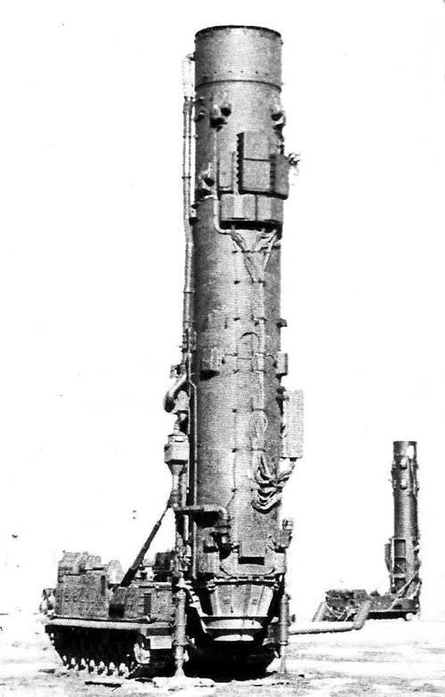 РВСН. РТ-15: история создания первой самоходной баллистической ракеты СССР (часть 1)