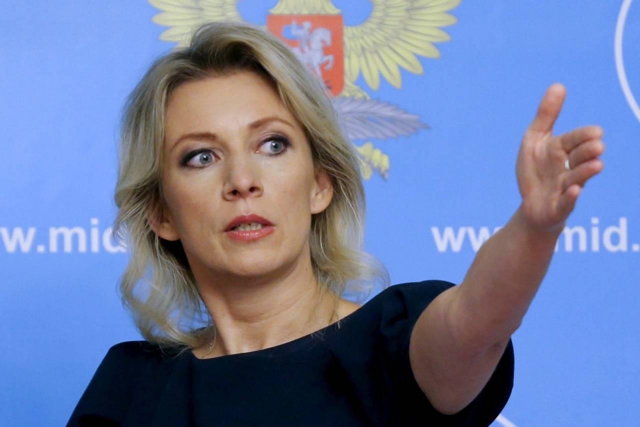 «Россия никого завоёвывать несобирается». Захарова обратилась кПрибалтике