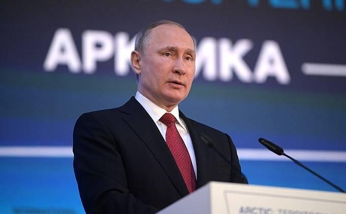 O Presidente comentou sobre as reuniões Navalny