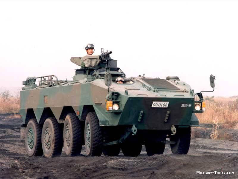 Бронетранспортер «Тип 96» (Япония)