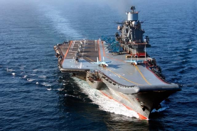 Будущая военная доктрина: Россия станет морской державой