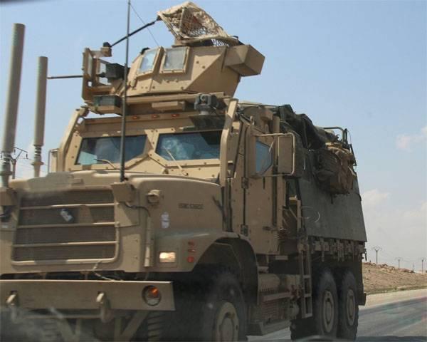 К Ракке переброшен спецназ США, а в горах Дамаска уничтожен спецназ «Аль-Каиды»