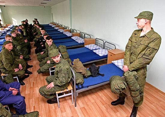 Крымские призывники смогут служить по всей России