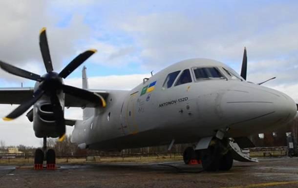 На Украине совершил первый полет Ан-132Д