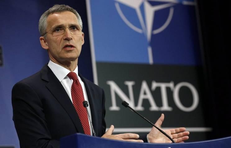 Столтенберг: НАТО не идёт на поводу у США, увеличивая военные расходы