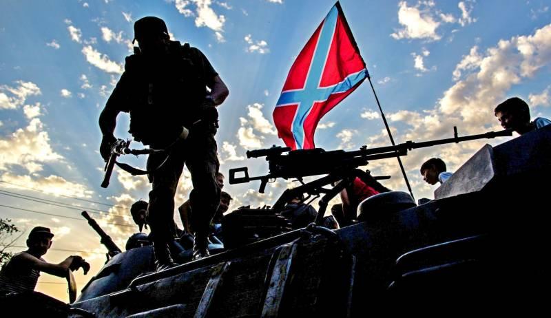 Украинский генерал: у ДНР и ЛНР достаточно сил, чтобы захватить весь Донбасс