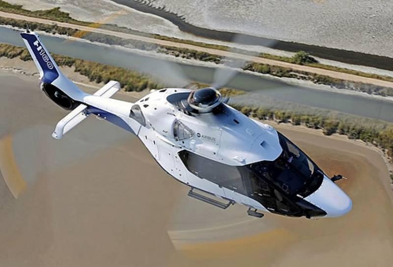 Франция закупит лёгкие вертолёты Н-160