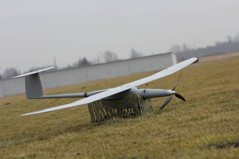 Проект ударно-розвідувального безпілотного комплексу «Сокіл» (Україна / Польща), фото-3