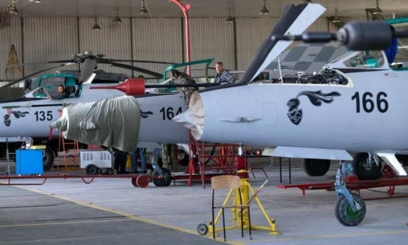 В Хорватии не утихает скандал с «украинским» ремонтом МиГ-21