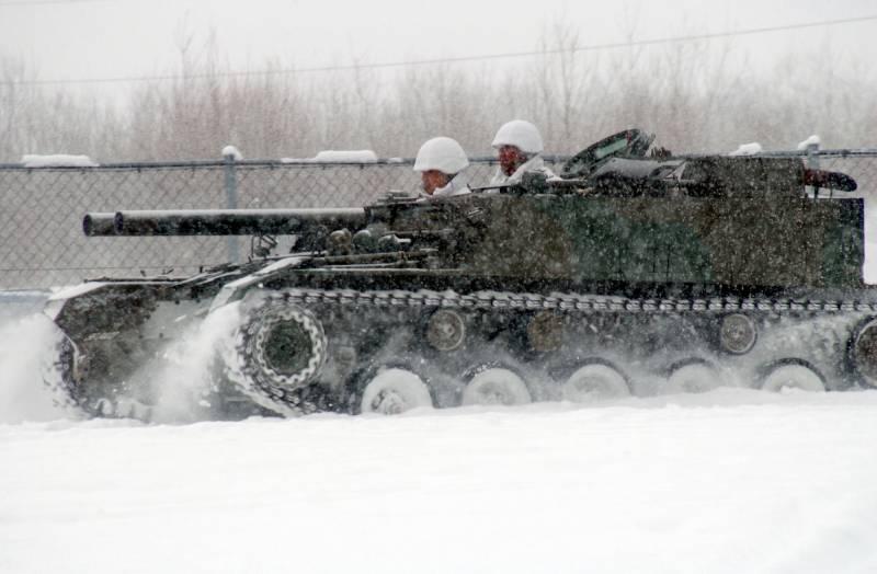 Противотанковая САУ «Тип 60» (Япония)