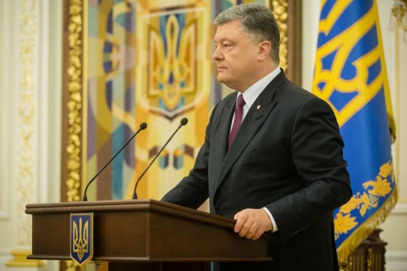 Порошенко рассказал о рекордном росте трат на содержание армии