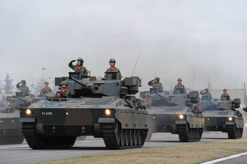 Боевая машина пехоты «Тип 89» (Япония)