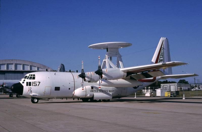 Самолёты ДРЛО (часть 7)