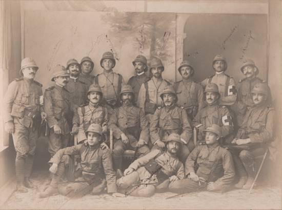 Солдаты Португальской империи. Часть 3. Армия в колониях и в метрополии
