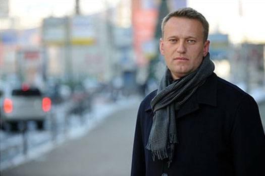 Навальный назначен руководителем антикоррупционного главка