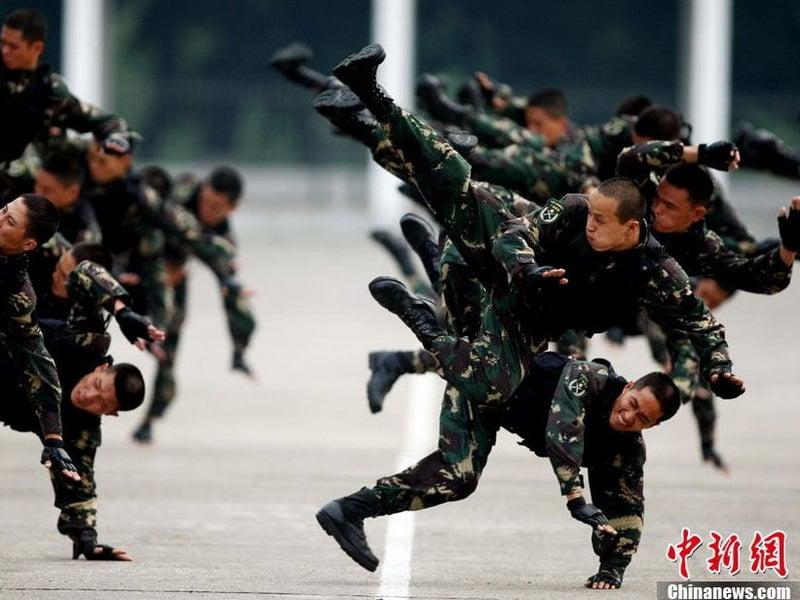 एमटीआर पीएलए। चीनी विशेष बलों की विशेषताएं क्या हैं